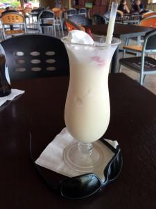Pina Colada en Puerto Rico
