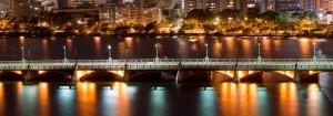 Puente Dos Hermanos en Condad, Puerto Rico